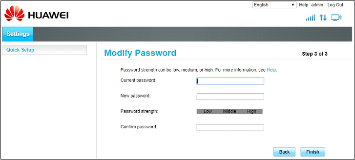 How to Change Wi-Fi Password and Username for Huawei Model